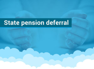 what is state pension deferal