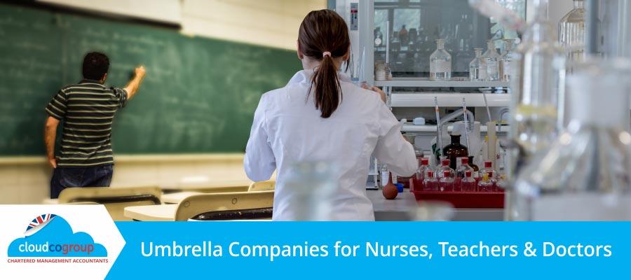 Umbrella Companies For Nurses, Teachers & Doctors