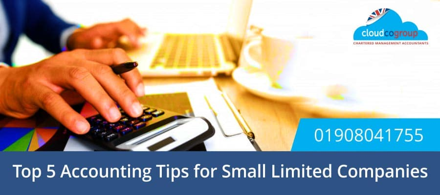Top 5 Accounting Tips for Small Limited Companies