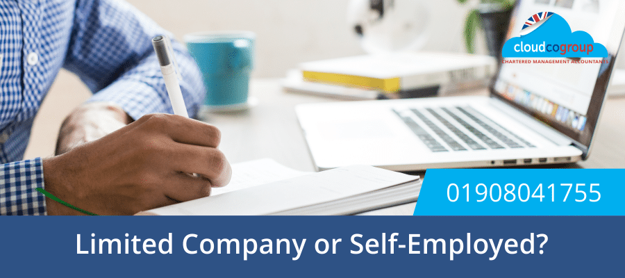 Limited Company or Self-Employed?