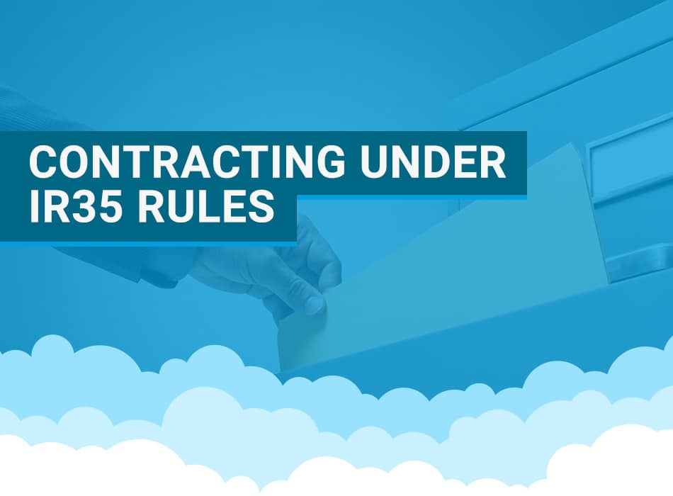 Cloud Co Contracting under IR35 rules