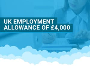 Cloudco UK employment allowance